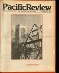 Pacific Review March/April 1985 by Pacific Alumni Association