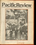 Pacific Review May/June 1985 by Pacific Alumni Association