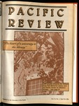 Pacific Review Sept/Oct 1986 by Pacific Alumni Association