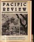 Pacific Review Nov/Dec 1986 by Pacific Alumni Association