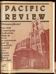 Pacific Review Jan/Feb 1987 by Pacific Alumni Association