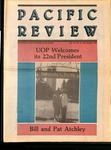 Pacific Review July/Aug 1987 by Pacific Alumni Association