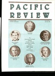 Pacific Review Jan/Feb 1988 by Pacific Alumni Association
