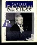 Pacific Review March/April 1991 by Pacific Alumni Association