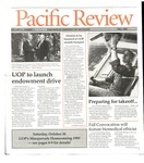 Pacific Review Fall 1993 by Pacific Alumni Association