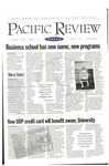 Pacific Review Fall 1995 by Pacific Alumni Association