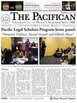 The Pacifican October 30, 2014 by University of the Pacific