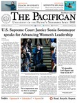 The Pacifican October 29, 2015 by University of the Pacific