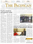 The Pacifican December 5, 2013 by University of the Pacific