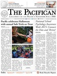 The Pacifican November 5, 2015 by University of the Pacific