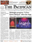 The Pacifican November 13, 2014 by University of the Pacific