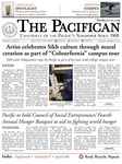 The Pacifican November 12, 2015 by University of the Pacific