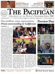 The Pacifican November 20, 2014 by University of the Pacific