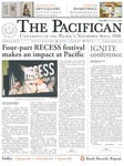 The Pacifican March 27, 2014 by University of the Pacific