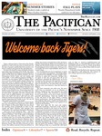 The Pacifican September 4, 2014 by University of the Pacific