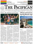 The Pacifican September 10, 2015 by University of the Pacific