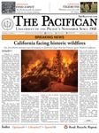 The Pacifican September 17, 2015 by University of the Pacific