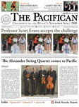 The Pacifican September 25, 2014 by University of the Pacific