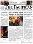 The Pacifican October 2, 2014 by University of the Pacific