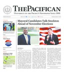 The Pacifican October 27, 2016 by University of the Pacific
