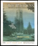The Pacifican October 15, 2015 (Expanded Keepsake/Homecoming Edition)