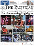 The Pacifican October 23, 2014 by University of the Pacific