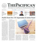 The Pacifican December 8, 2016 by University of the Pacific