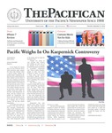 The Pacifican September 15, 2016 by University of the Pacific