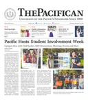 The Pacifican September 22, 2016 by University of the Pacific