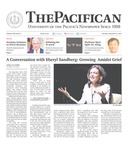 The Pacifican September 21, 2017 by University of the Pacific