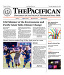 The Pacifican September 13, 2018 by University of the Pacific