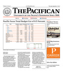 The Pacifican September 27, 2018 by University of the Pacific