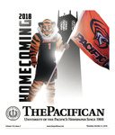 The Pacifican October 11, 2018 by University of the Pacific