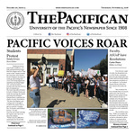 The Pacifican October 25, 2018 by University of the Pacific