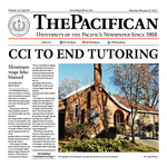 The Pacifican February 25, 2019 by University of the Pacific