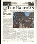 The Pacifican August 28, 2014 by University of the Pacific