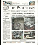 The Pacifican January 15, 2015 by University of the Pacific