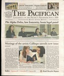 The Pacifican February 26, 2015 by University of the Pacific