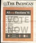 The Pacifican March 26, 2015 by University of the Pacific