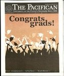 The Pacifican May 9, 2015 by University of the Pacific