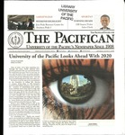 The Pacifican August 27, 2016 by University of the Pacific