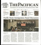 The Pacifican February 2, 2016 by University of the Pacific