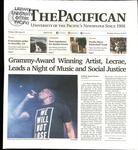 The Pacifican February 16, 2016 by University of the Pacific