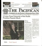 The Pacifican September 8, 2016 by University of the Pacific
