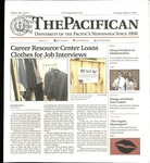 The Pacifican March 1, 2018 by University of the Pacific