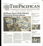 The Pacifican March 22, 2018 by University of the Pacific