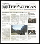 The Pacifican April 5, 2018 by University of the Pacific