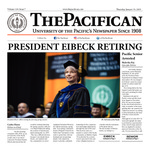 The Pacifican January 31, 2019 by University of the Pacific