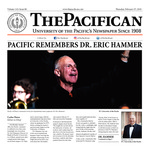 The Pacifican February 7, 2019 by University of the Pacific