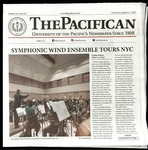 The Pacifican March 7, 2019 by University of the Pacific